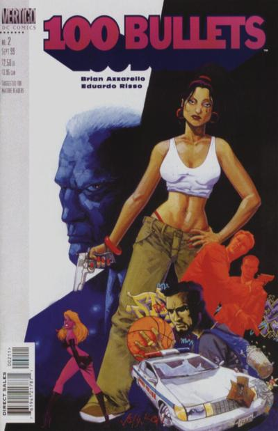 Cover for 100 Bullets (1999 series) #2