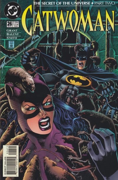 Cover for Catwoman (DC, 1993 series) #26