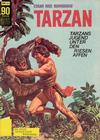 Cover for Tarzan (BSV - Williams, 1965 series) #34