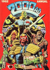 Cover for 2000 AD Annual (Fleetway Publications, 1978 series) #1982