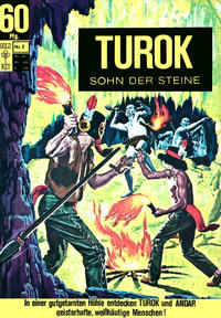 Cover Thumbnail for Turok (BSV - Williams, 1967 series) #5