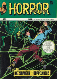 Cover Thumbnail for Horror (BSV - Williams, 1972 series) #2
