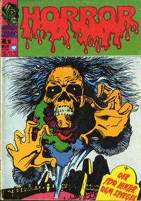 Cover Thumbnail for Horror (BSV - Williams, 1972 series) #16