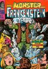 Cover for Frankenstein (BSV - Williams, 1974 series) #12