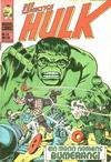 Cover for Hulk (BSV - Williams, 1974 series) #26