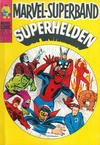 Cover for Marvel-Superband Superhelden (BSV - Williams, 1975 series) #10