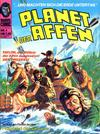 Cover for Planet der Affen (BSV - Williams, 1975 series) #4