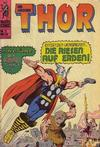 Cover for Thor (BSV - Williams, 1974 series) #22