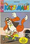 Cover for Auto Katz und Motor Maus (BSV - Williams, 1973 series) #1