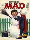 Cover for Mad (BSV - Williams, 1967 series) #34