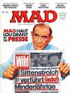 Cover for Mad (BSV - Williams, 1967 series) #122