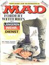 Cover for Mad (BSV - Williams, 1967 series) #242