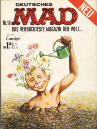 Cover Thumbnail for Mad (BSV - Williams, 1967 series) #18
