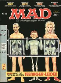 Cover Thumbnail for Mad (BSV - Williams, 1967 series) #169