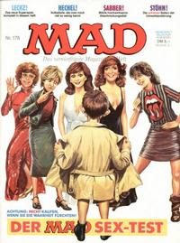 Cover Thumbnail for Mad (BSV - Williams, 1967 series) #176