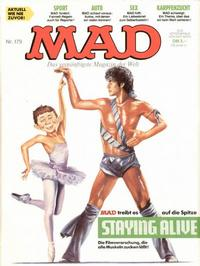 Cover Thumbnail for Mad (BSV - Williams, 1967 series) #179