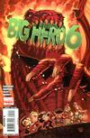 Cover for Big Hero 6 (Marvel, 2008 series) #5