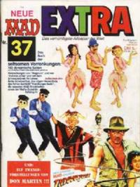 Cover Thumbnail for Mad Extra (BSV - Williams, 1975 series) #37