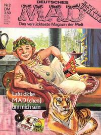 Cover Thumbnail for MAX Extra-Ausgabe (BSV - Williams, 1971 series) #2