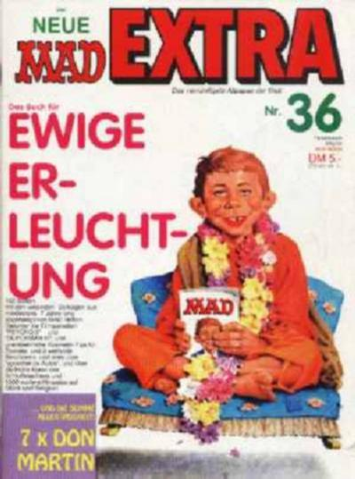 Cover for Mad Extra (1975 series) #36