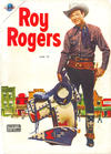 Cover for Roy Rogers (Editorial Novaro, 1952 series) #15