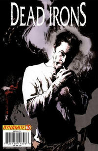 Cover Thumbnail for Dead Irons (Dynamite Entertainment, 2009 series) #3