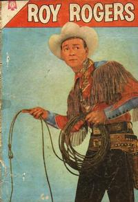 Cover Thumbnail for Roy Rogers (Editorial Novaro, 1952 series) #144