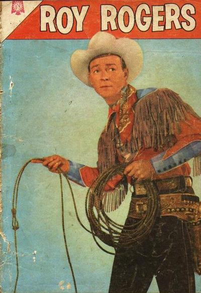 Cover for Roy Rogers (Editorial Novaro, 1952 series) #144