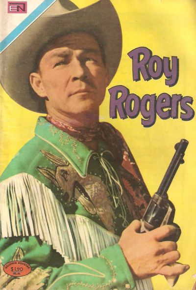 Cover for Roy Rogers (Editorial Novaro, 1952 series) #236