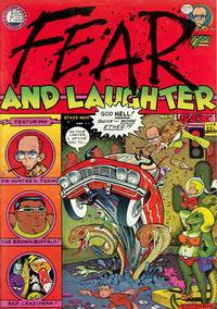 Cover Thumbnail for Fear and Laughter (Kitchen Sink Press, 1977 series)