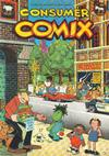 Cover for Consumer Comix (Kitchen Sink Press, 1975 series) #[nn]