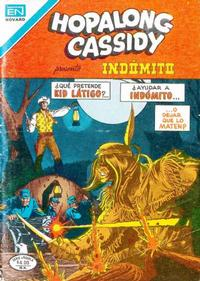Cover Thumbnail for Hopalong Cassidy (Editorial Novaro, 1952 series) #299