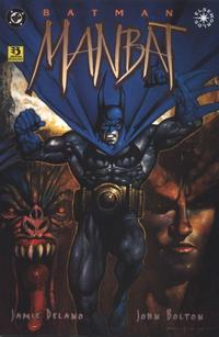 Cover Thumbnail for Batman:Manbat (Zinco, 1996 series) #2