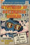 Cover for Mysteries of Unexplored Worlds (Charlton, 1956 series) #17