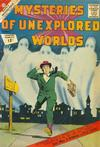 Cover for Mysteries of Unexplored Worlds (Charlton, 1956 series) #33