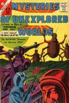 Cover for Mysteries of Unexplored Worlds (Charlton, 1956 series) #35