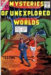 Cover for Mysteries of Unexplored Worlds (Charlton, 1956 series) #42
