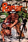 Cover for Ramar of the Jungle (Charlton, 1955 series) #3