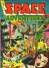 Cover for Space Adventures (Charlton, 1952 series) #1