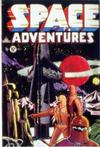 Cover for Space Adventures (Charlton, 1952 series) #5