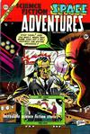 Cover for Space Adventures (Charlton, 1952 series) #9