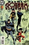Cover for Batman: Gotham Adventures (DC, 1998 series) #1