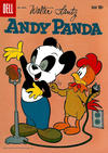 Cover for Walter Lantz Andy Panda (Dell, 1952 series) #45