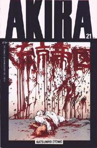 Cover Thumbnail for Akira (Marvel, 1988 series) #21