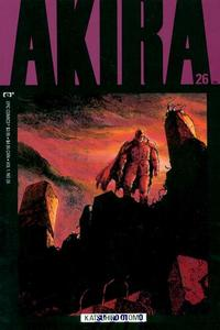 Cover Thumbnail for Akira (Marvel, 1988 series) #26