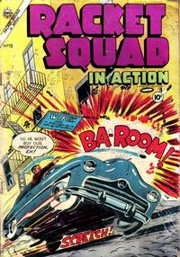Cover Thumbnail for Racket Squad in Action (Charlton, 1952 series) #10