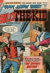 Cover Thumbnail for Billy the Kid (Charlton, 1957 series) #17