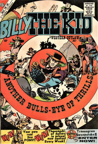 Cover Thumbnail for Billy the Kid (Charlton, 1957 series) #23