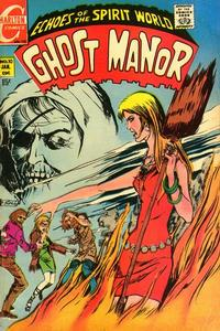 Cover Thumbnail for Ghost Manor (Charlton, 1968 series) #10
