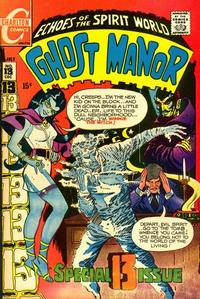 Cover for Ghost Manor (Charlton, 1968 series) #13